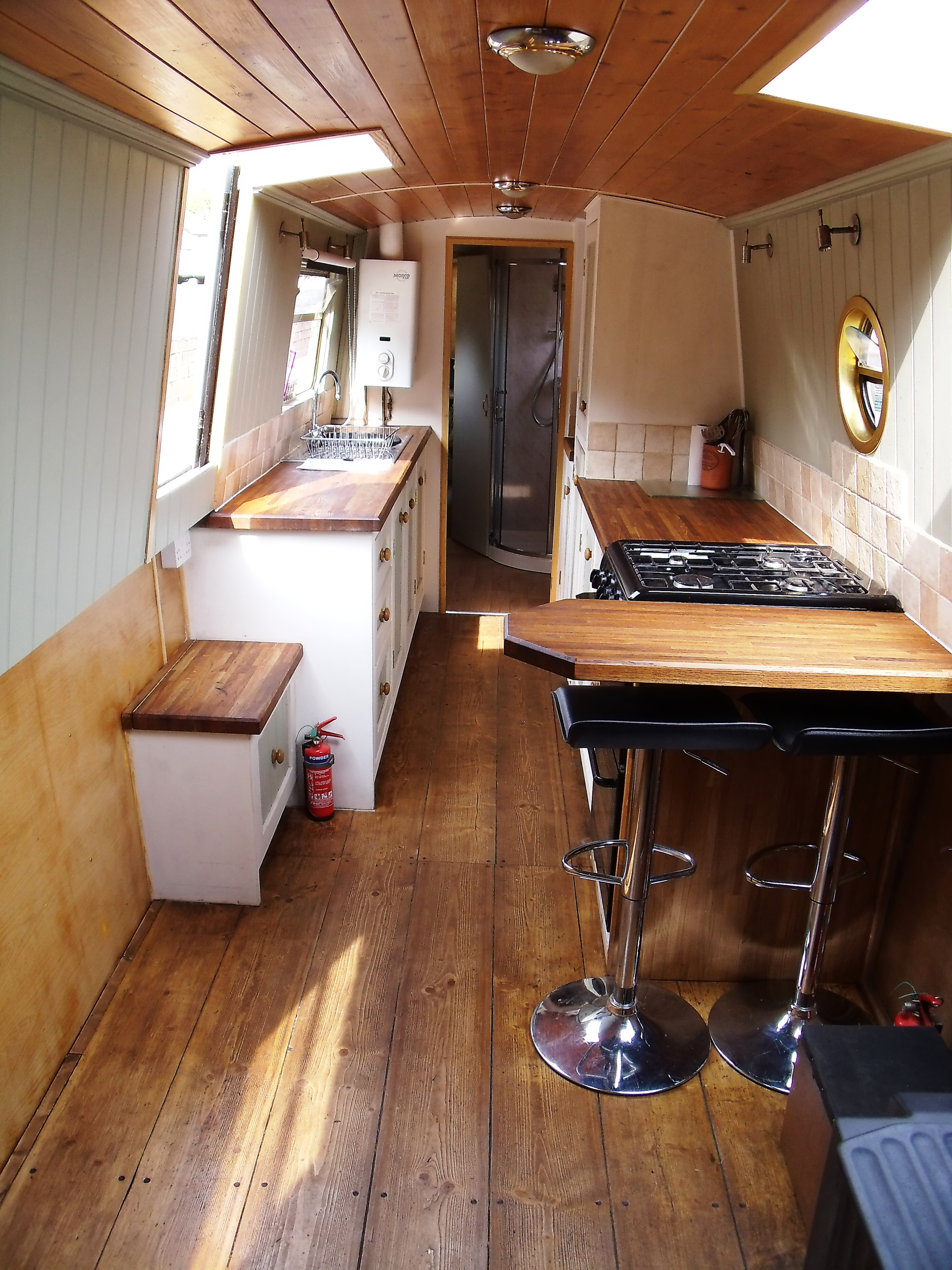 galley kitchen designs with breakfast bar boat galley plans must see sail 907