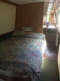 Middle bedroom cabin