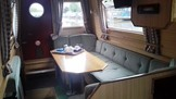 Dinette/Double Berth