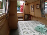 Rear Bedroom Cabin