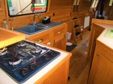 Galley with Oven
