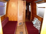 Seating / single berth cabin