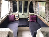 Seating/double berth